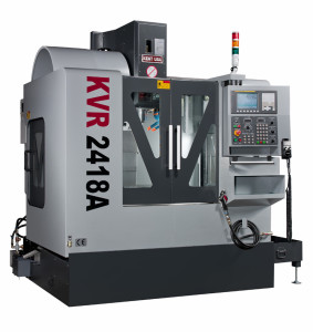 Kent USA KVR-2418A Vertical Machining Center