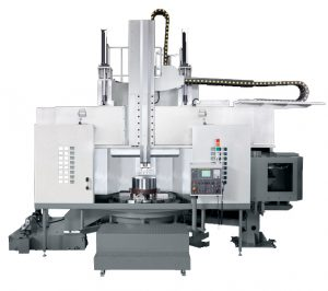 Kent CNC Heavy Duty Vertical Turning Center by Amerigo Machinery Co
