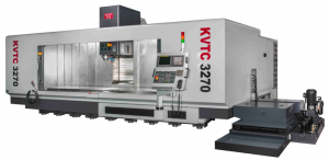 Kent CNC Traveling Column Machining VMC by Amerigo Machinery Co