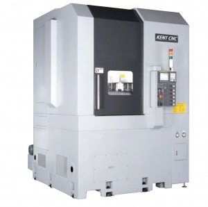 Kent CNC Vertical Turning Center by Amerigo Machinery Co