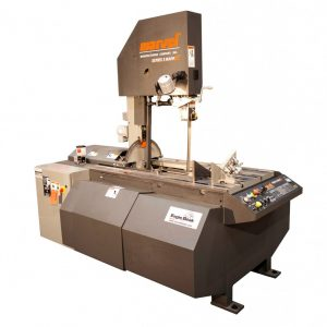 8-MARK-III – VERTICAL TILT-FRAME BAND SAW by Amerigo Machinery Co