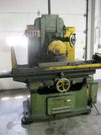 Gallymer & Livingston Grand Rapids 12 x 36 Surface Grinders