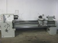 Grazioli 20x80 Gap Bed Geared Head Engine Lathe Model Dania 245 20