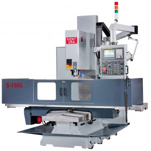 Kent USA Bed Mill and VMC Series by Amerigo Machinery Co