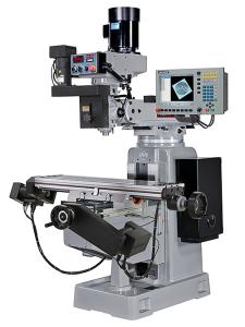 Kent USA CNC Knee Mill by Amerigo Machinery Co