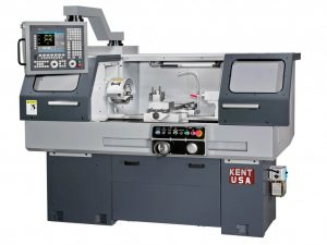 Kent USA CNC Precision Lathes by Amerigo Machinery Co