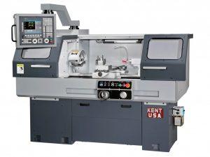 Kent USA CNC Precision Lathes by Amerigo Machinery Co
