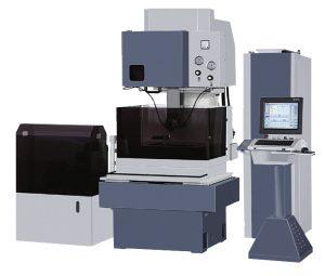 Kent-USA-Flushing Type EDM by Amerigo Machinery Co