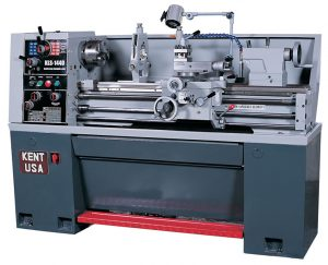 Kent USA Manual Economy Lathe by Amerigo Machinery Co