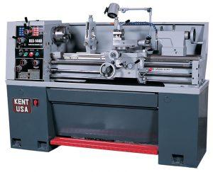 Kent USA Manual Economy Lathe by Amerigo Machinery Co