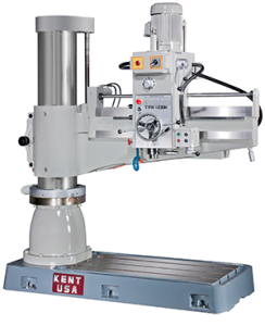 Kent-USA-Radial-Arm-Drill by Amerigo Machinery Co