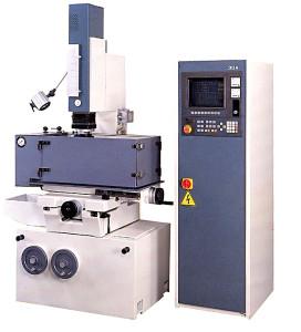 Kent USA Sinker Type EDM by Amerigo Machinery Co