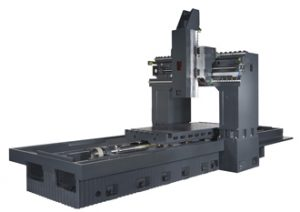 LK High Speed Bridge Mill by Amerigo Machinery Co 2