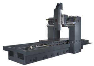 LK High Speed Bridge Mill by Amerigo Machinery Co 2