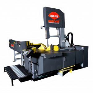 Marvel 800A-PC3S-60 1– VERTICAL TILT-FRAME BAND SAW by Amerigo Machinery Co