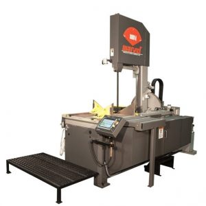 Marvel 800M 1– VERTICAL TILT-FRAME BAND SAW by Amerigo Machinery Co