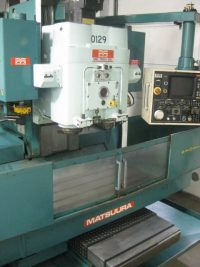 Matsuura MC-760V-DC-E-02 Dual Spindle 40 Taper 2