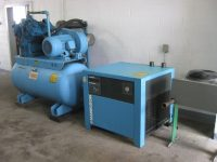 Quincy Model QR-25 Series Air Compressor Model 5120-120 11