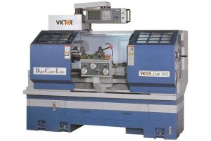 Victor Digital Control Lathe by Amerigo Machinery Co