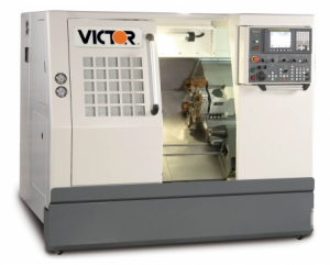Victor LM-8A CNC Slant Bed Lathe by Amerigo Machinery Co