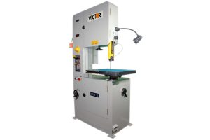 Victor Vertical Bandsaw by Amerigo Machinery Co