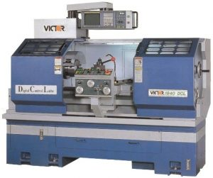 Victor 1800DCL Digital Control Lathe